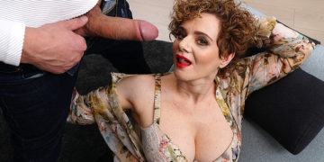 Hot Mature Merce Loves A Throbbing Hard Cock